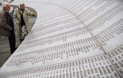 Suhra Malic and Hasan Malic Srebrenica Genocide Memorial.jpg
